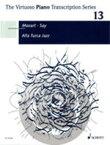[楽譜] トルコ行進曲に基づく「トルコ風ジャズ」(Mozart/ Say編曲)《輸入ピアノ楽譜》【5,000円以上送料無料】(Alla Turca Jazz)《輸入楽譜》