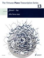 [楽譜]トルコ行進曲に基づく「トルコ風ジャズ」(Mozart/Say編曲)《輸入ピアノ楽譜》【DM便送料別】(AllaTurcaJazz)《輸入楽譜》