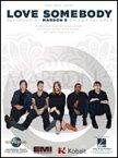 [楽譜] マルーン5/ラブ・サムバディ《輸入ピアノ楽譜》【DM便送料別】(Maroon 5/Love Somebody)《輸入楽譜》