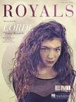 [楽譜] ロード/ロイヤルズ《輸入ピアノ楽譜》【5,000円以上送料無料】(Lorde/Royals)《輸入楽譜》