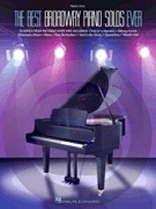[楽譜] 永遠のブロードウェイ・ソロ・ピアノ曲集(70曲収録)《輸入ピアノ楽譜》【10,000円以上送料無料】(Best Broadway Piano Solos Ever,The)《輸入楽譜》