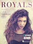 [楽譜] ロード/ロイヤルズ【DM便送料別】(Lorde/Royals)《輸入楽譜》