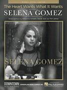 [楽譜] セレーナ・ゴメス/ザ・ハート・ウォンツ・ワット・イット・ウォンツ【10,000円以上送料無料】(Selena Gomez/Heart Wants What It Wants,The )《輸入楽譜》