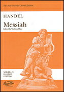 [楽譜] ヘンデル/メサイア(全曲集・ヴォーカルスコア)【10,000円以上送料無料】(MESSIAH)《輸入楽譜》