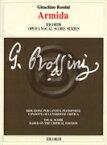[楽譜] ロッシーニ/歌劇「アルミーダ」(ヴォーカルスコア)【送料無料】(Armida(Vocal Score))《輸入楽譜》
