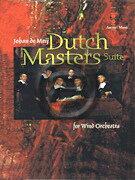 [楽譜] オランダの巨匠たち《輸入吹奏楽譜》【DM便送料無料】(DUTCH MASTERS SUITE)《輸入楽譜》:ロケットミュージック 楽譜EXPRESS