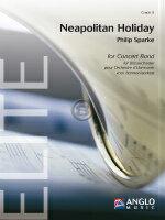 [楽譜] ナポリの休日《輸入吹奏楽譜》【DM便送料無料】(NEAPOLITAN HOLIDAY)《輸入楽譜》:ロケットミュージック 楽譜EXPRESS
