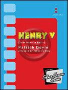 [楽譜] ヘンリー五世(同名映画より、デメイ編曲)《輸入吹奏楽譜》【DM便送料無料】(HENRY V - SUITE FROM THE MOVIE)《輸入楽譜》:ロケットミュージック 楽譜EXPRESS