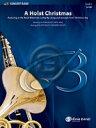 [楽譜] ホルストによる5曲のクリスマス音楽メドレー《輸入吹奏楽譜》【DM便送料無料】(HOLST CHRISTMAS,A)《輸入楽譜》