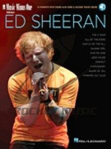 [楽譜] エド・シーランを歌おう(10曲収録)(音源ダウンロード版)【10,000円以上送料無料】(Ed Sheeran)《輸入楽譜》