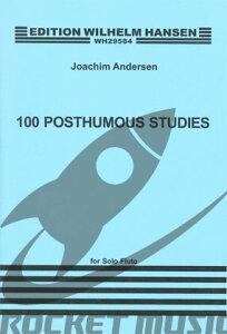 [楽譜] C.J.アンデルセン/地獄のフルート練習(オンデマンド出版)※出版社都合により、納期にお時間をいた...【10,000円以上送料無料】(Joachim Andersen - 100 Posthumous Studies for Solo Flute)《輸入楽譜》