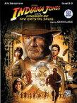 [楽譜] 「インディ・ジョーンズ/クリスタル・スカルの王国」ソロ・シリーズ(Alto Sax,デモCD付)【5,000円以上送料無料】(Indiana Jones and the Kingdom of the Crystal Skull Instrumental Solos)《輸入楽譜》
