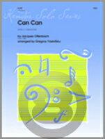 [楽譜] J.オッフェンバック/カンカン(天国と地獄より)【10,000円以上送料無料】(Jacques Offenbach - Can Can (from Orpheus In The Underworld)《輸入楽譜》