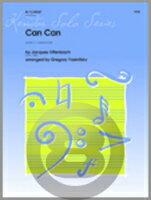 [楽譜] オッフェンバック/カンカン(天国と地獄より)【10,000円以上送料無料】(Jacques Offenbach - Can Can (from Orpheus In The Underworld)《輸入楽譜》