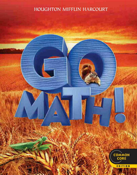Houghton Mifflin Harcourt GO MATH Grade2セット【アメリカの小学校2生算数教科書】:教材出版学林舎