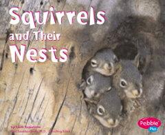 【英語の読み聞かせ・多読学習】小さな英語図鑑シリーズ-Animal Homes Squirrels and Their ...