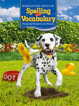 Houghton Mifflin Harcourt Spelling and Vocabulary Student Book Gr.2【アメリカの小学校2年生語彙教科書】