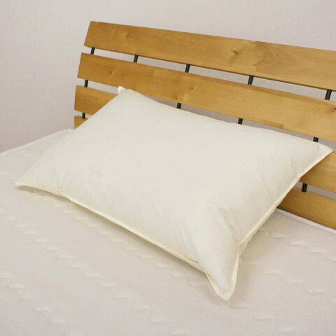 【送料無料】 Newホテル品質の羽根枕(増量タイプ)羽根まくら はねまくら 羽枕 フェザーピロー フェザー枕 ホテル枕