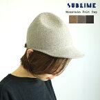 【メール便は折りたたんでの発送になります】SUBLIME【サブライム】マンテンフェルトキャップ レディース メンズ ユニセックス 帽子 キャップ odds hinthint