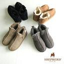 SHEPHERD【シェパード/シェファード 】シープスキンムートンアン...