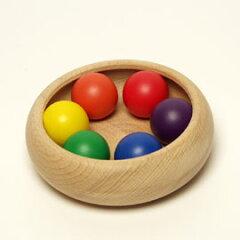 【送料無料】(一部地域を除く) 童具館 カラーボール