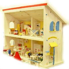 ボードヘニッヒ 人形の家・サンシャイン(開閉式)