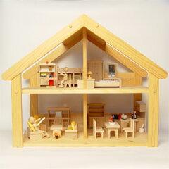 【送料無料】(一部地域を除く) ボードヘニッヒ 人形の家プリメラ(家のみ)