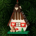 【xmas限定販売】《クリスマスオーナメント》 お菓子の家