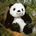 ケーセン社の パンダ人形 かわいいバージョン