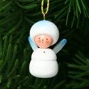 【xmas限定販売】《クリスマスオーナメント》 雪の子