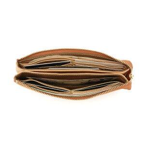 ノベルティ付&無料ラッピングアルベロ長財布ALBERO財布本革NATUREナチュレヌメ革薄い小銭入れありロングウォレット革日本製レディース53782021SS