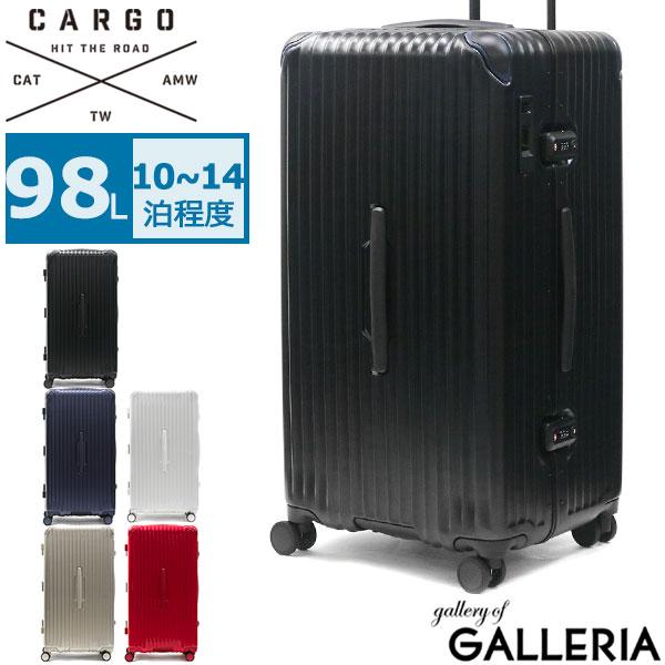 バッグ, スーツケース・キャリーバッグ 24 125 2 CARGO L AiR SPORTS 98L 10 14 TRIO TSA CAT88SSR