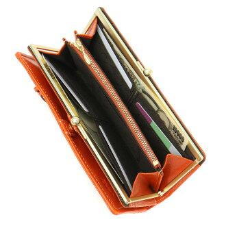 もれなく選べるノベルティプレゼント★ダコタ財布Dakotaモデルノ長財布がま口ブランドレディース0035087(0034087)