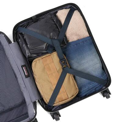 FREQUENTERのスーツケース フロントオープンタイプ