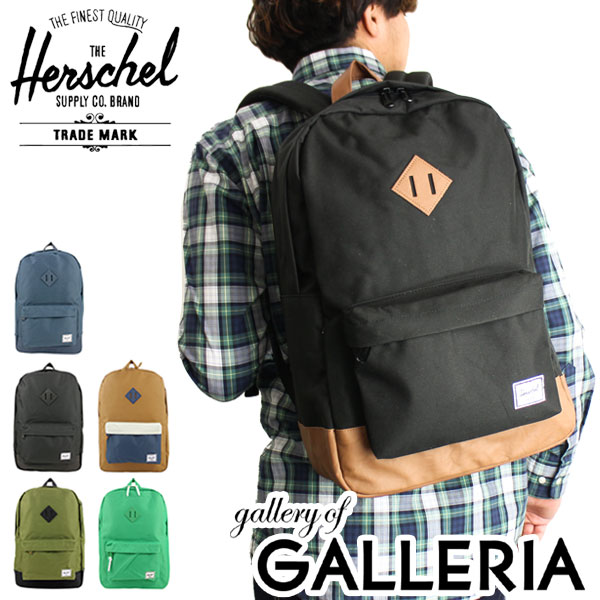 男女兼用バッグ, バックパック・リュック 20 525 Herschel Supply Heritage 10007S15