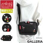 【楽天カードで23倍 11/30〜12/1限定】 無料ラッピング 【日本正規品】 マンハッタンポーテージ ミッキー ショルダーバッグ Manhattan Portage マンハッタン ディズニー Sprinter Bag Mickey Mouse 2020 ミニショルダー メンズ レディース MP1401LMIC20