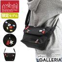 無料ラッピング 【日本正規品】 マンハッタンポーテージ ショルダーバッグ Manhattan Portage ミッキー Casual Messenger Bag Mickey Mouse 2020 ディズニー メッセンジャーバッグ メンズ レディース MP1603MIC20