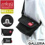 【楽天カードで23倍 11/30〜12/1限定】【10%OFFクーポン】 無料ラッピング 【日本正規品】 マンハッタンポーテージ メッセンジャーバッグ Manhattan Portage マンハッタン ディズニー Mickey Mouse Collection Casual Messenger Bag ショルダーバッグ MP1603MIC19
