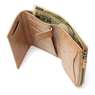 91d093872ea2 吉田カバンポーターウォールPORTERWALL三つ折り財布財布メンズレディース吉田かばん本革レザー 画像拡大