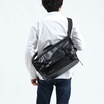 メンズ メッセンジャバッグのおすすめは、PORTERのメッセンジャーバッグ