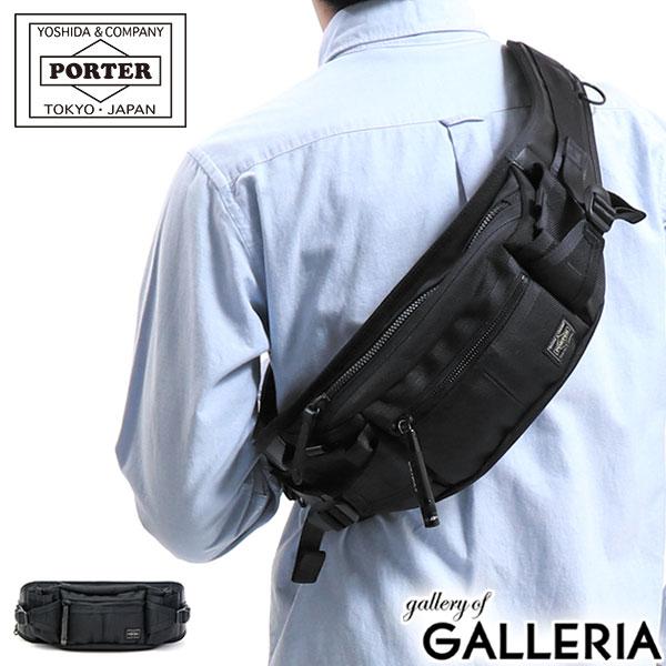 メンズバッグ, ボディバッグ・ウエストポーチ  PORTER HEAT WAIST BAG 703-06979