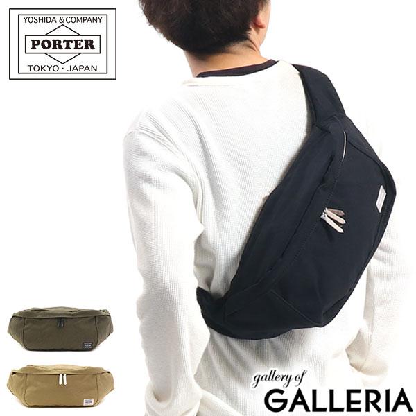メンズバッグ, ボディバッグ・ウエストポーチ 24 1020 PORTER BEAT WAIST BAG(L) 727-09048