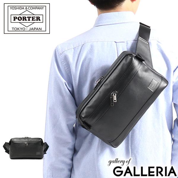 メンズバッグ, ボディバッグ・ウエストポーチ  PORTER GUARD WAIST BAG A5 033-05065 2020