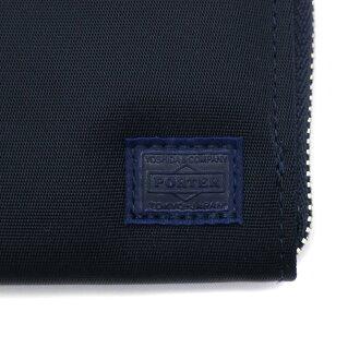 吉田カバンポーターリフト財布ポーターPORTERLIFTポーター吉田カバン小銭入れコインケースジップウォレットL字ファスナーカードメンズレディース822-16108