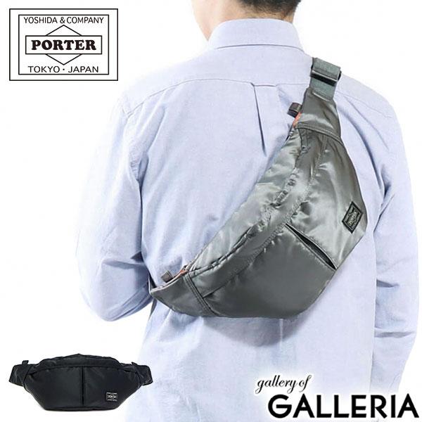 メンズバッグ, ボディバッグ・ウエストポーチ  PORTER TANKER WAIST BAG(S) 622-66629