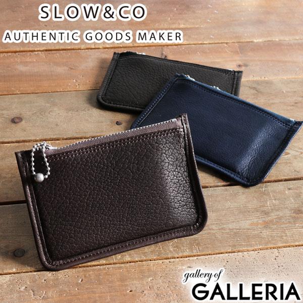 財布・ケース, メンズ財布 28 41 SLOW DEER soft pouch wallet xs XS SO700H