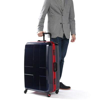 Innovatorのスーツケース デザインとボディ