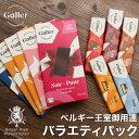 ベルギー王室御用達 チョコレート ガレー バラエティパック タブレット&バー チ