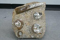 アンモナイト/直角石 モロッコ産