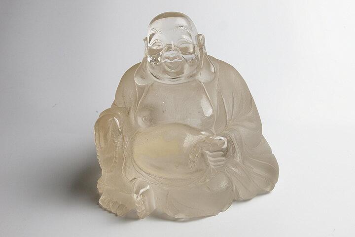 ウラルレムリアン彫刻 布袋彫刻 ウラル産:ギャラリーメイスン